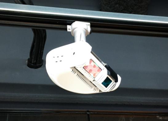 空間センサー(3D LiDAR)