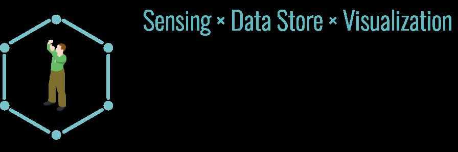 Sensing × Data Store × Visualization Engineer